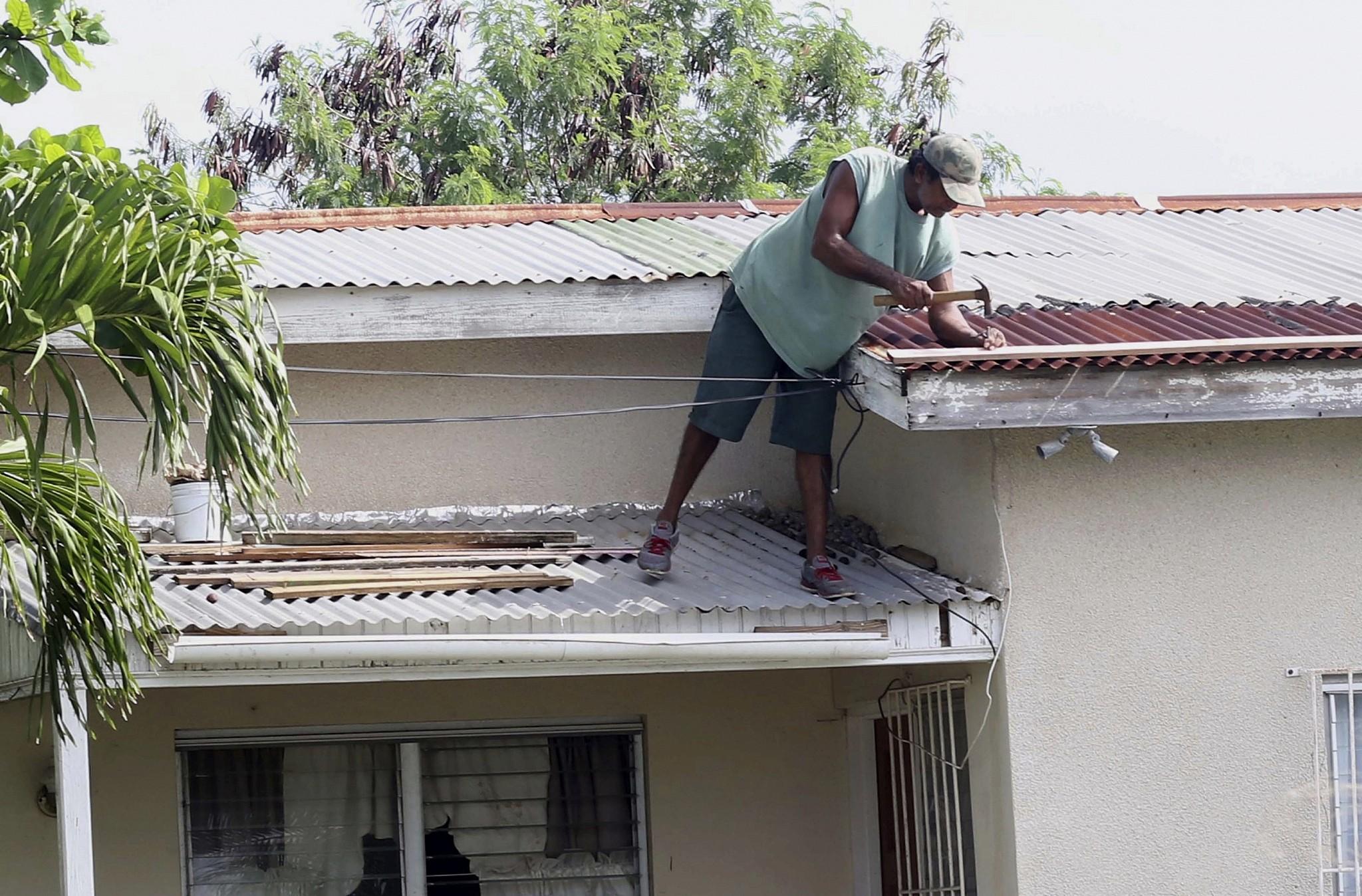 Powerful Hurricane Irma Hits First Caribbean Islands The