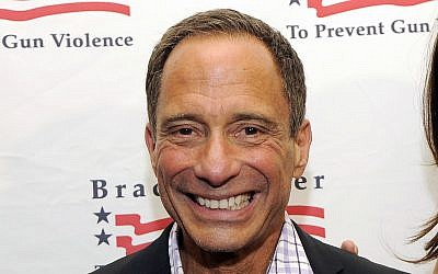 This May 7, 2013 photo shows TMZ.com founder Harvey Levin at The Brady Campaign to Prevent Gun Violence Los Angeles Gala in Beverly Hills, Calif. (Chris Pizzello/Invision/AP, File)