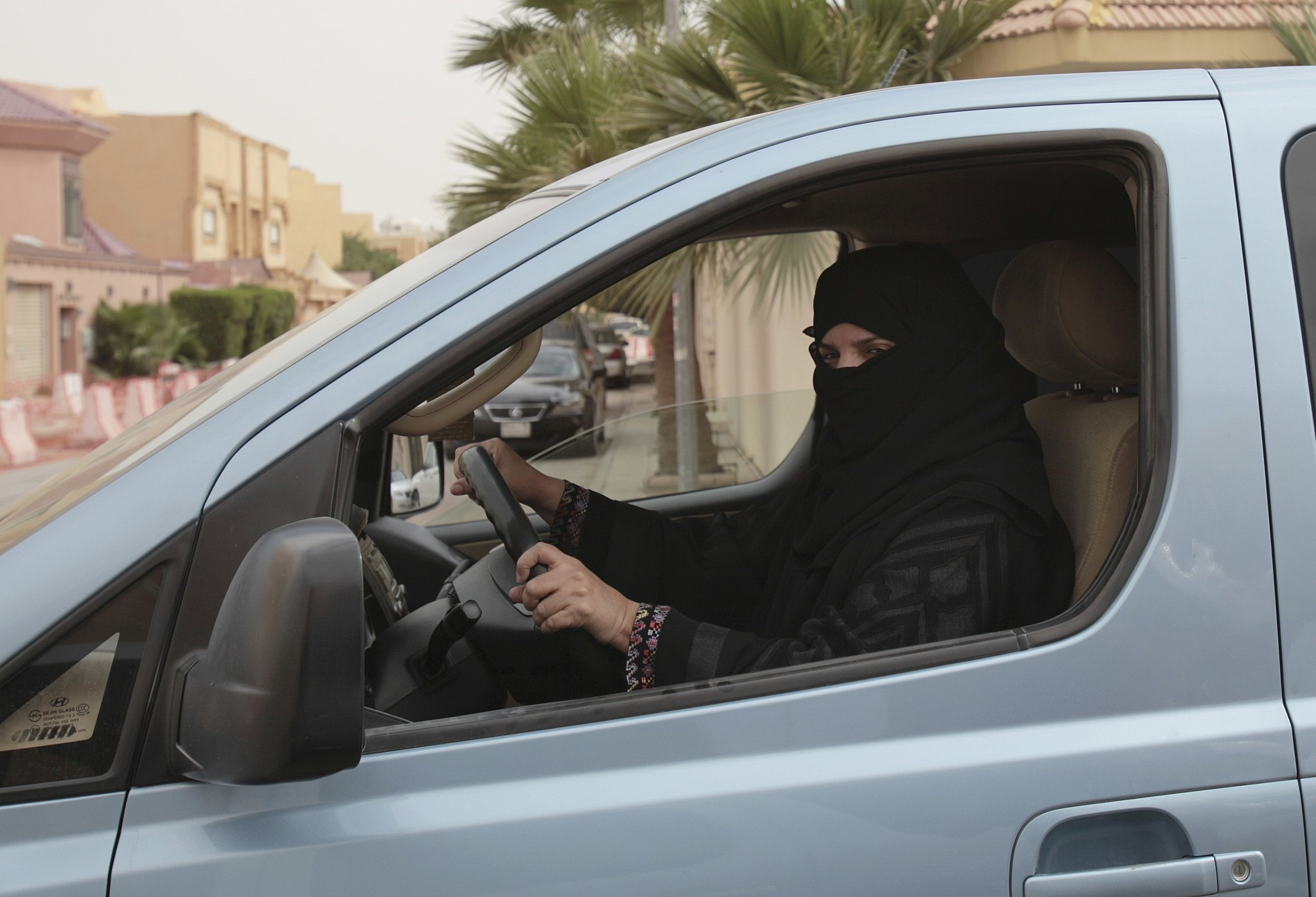 Saudi women still can't fly, marry, or leave jail without