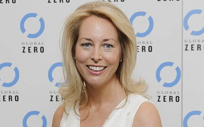 In this file photo from June. 21, 2011, former CIA operations officer, Valerie Plame Wilson, arrives for the UK film premiere of Countdown to Zero in London. (Jonathan Short/AP, file)