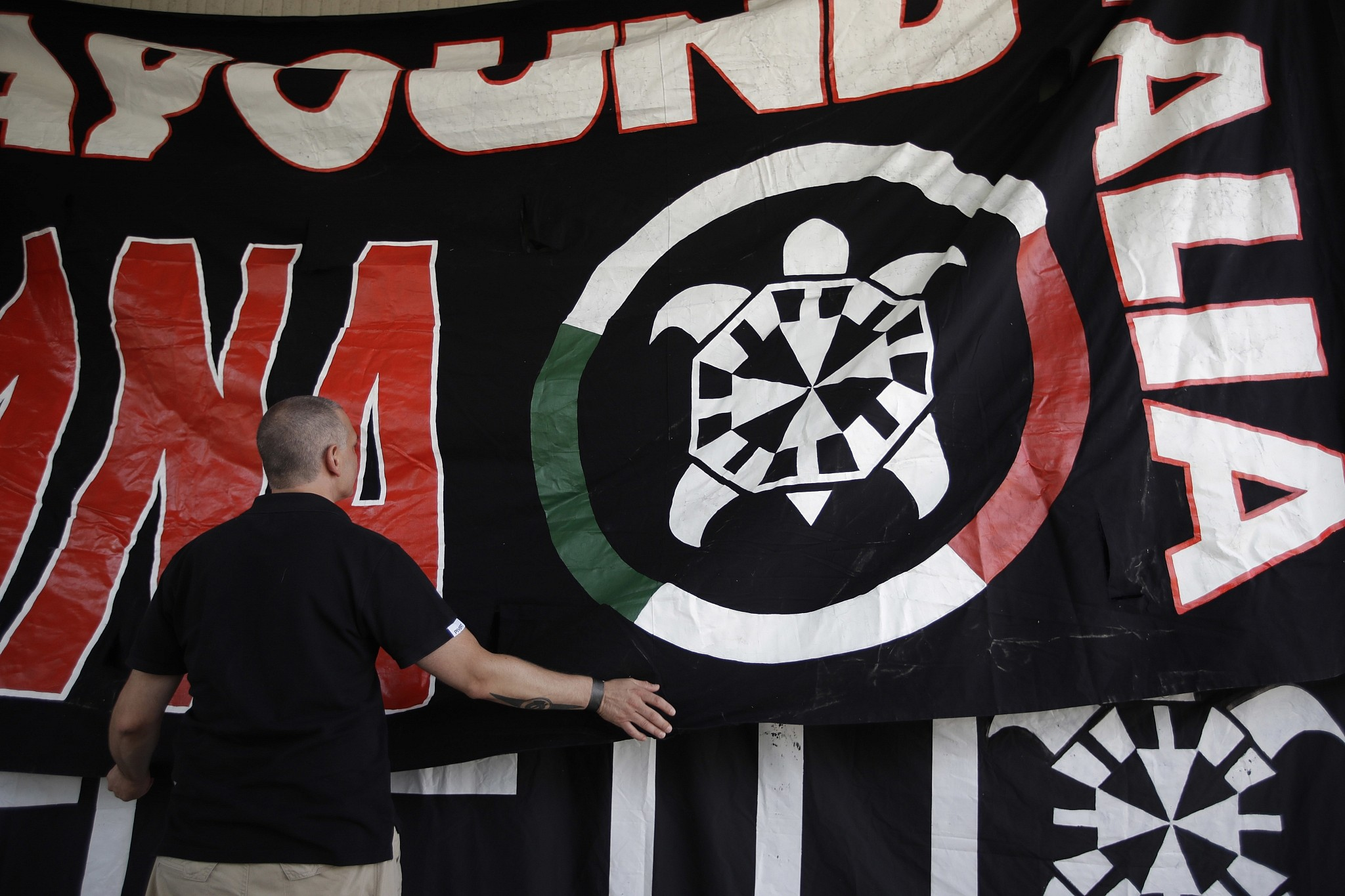 In Italy Neo Fascists Get A Boost From Anti Migrant Sentiment The