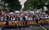 Illustrative: BDS movement in France. (CC BY-SA, Odemirense, Wikimedia commons)