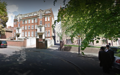 Clapton Common Synagogue Kehal Yetev Lev (Google Maps)