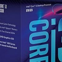 Intel Corp.'s 8th-Gen-Intel-Core-i3-8100 chips  (Courtesy)