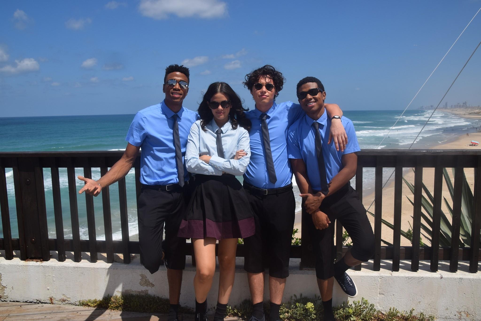 Foursome Assistir inside netflix launches 'greenhouse academy,' remake of sabra tween drama