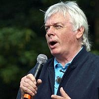 David Icke (Tyler Merbler / Flickr/ Wikipedia)