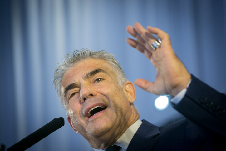 Lapid: Iran thinks it can lie its way to the bomb