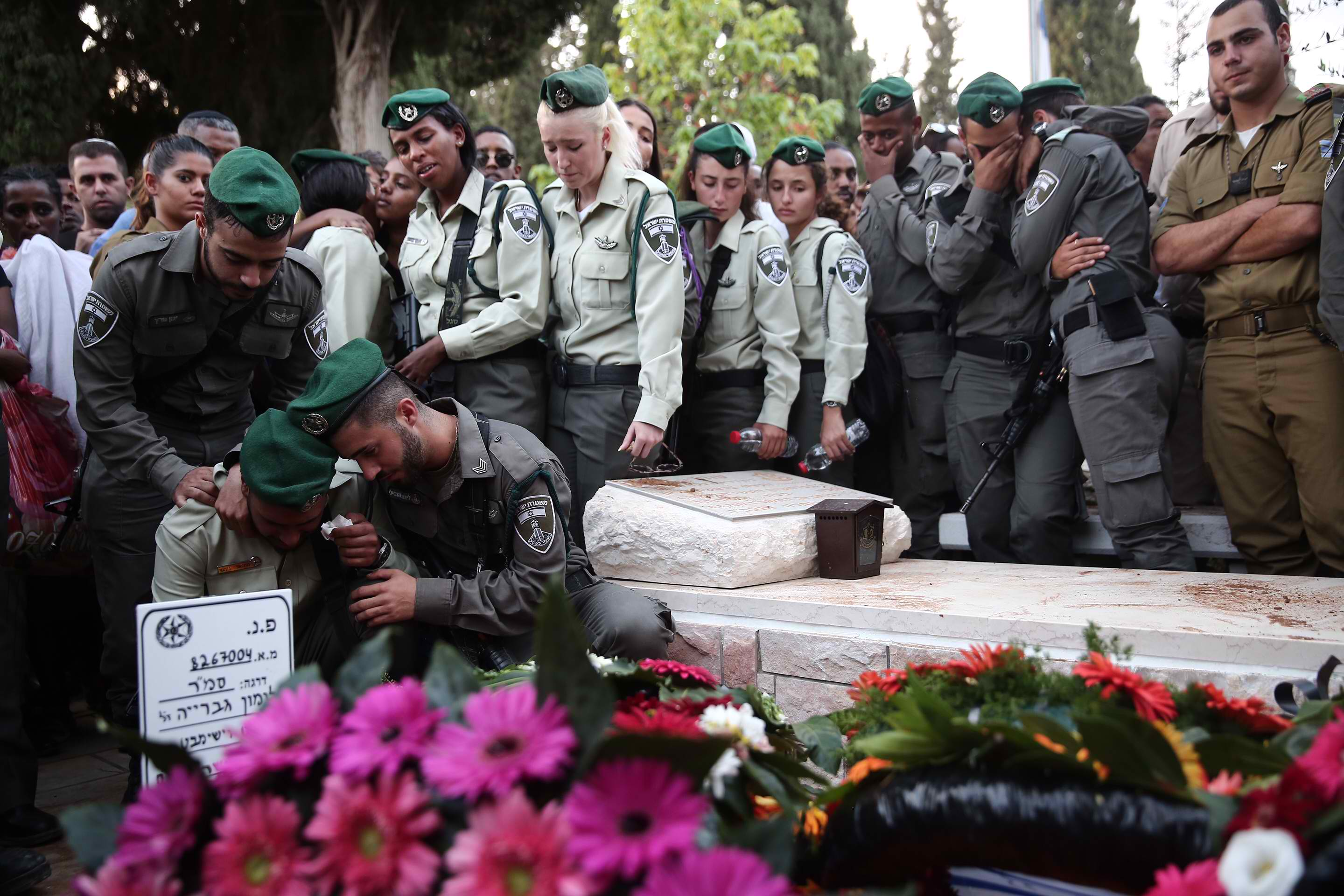 Hailed as heroes, victims of Har Adar terror attack buried | The