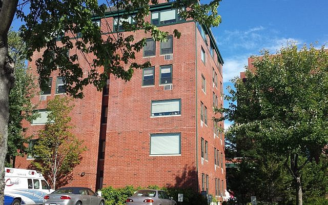 Hebrew Home for the Aged Apartment Building in the Riverdale neighborhood of the Bronx. (CC BY-SA 4.0 PointsofNoReturn/Wikipedia)