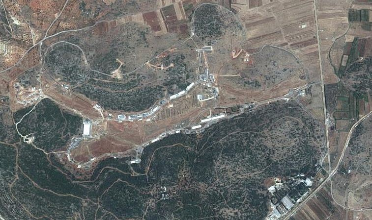 Israeli Jets 'Hit Syrian Chemical Site'