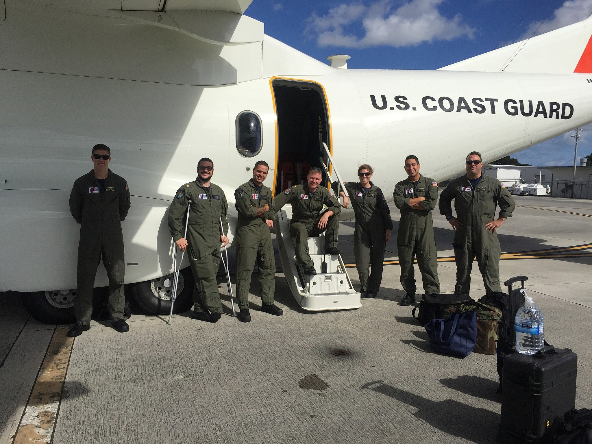 The Jews of the US Coast Guard: 'Always ready' during