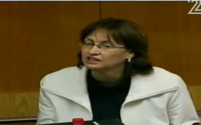 Atalia Rosenbaum (Channel 2 screenshot)
