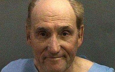 Stanwood Elkus, convicted of murdering his doctor Ronald Gilbert. (Screen capture/YouTube)