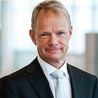 Kåre Schultz, CEO and president of Teva. (Courtesy)
