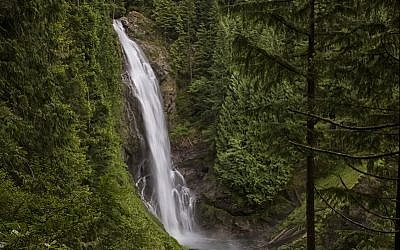 Wallace Falls State Park in Washington seen on July 3, 2014. (CC BY-SA Wikimedia commons, Steven Pavlov)