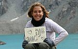 Israeli traveler Hila Livne, 22, was killed during a hike in Kyrgyzstan (Facebook)
