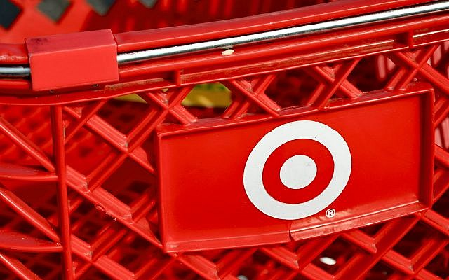 An illustrative photo of a shopping cart showing the logo of American retailer Target. (iStock/Getty Images)