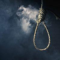 Illustrative: A hangman's noose (iStock)