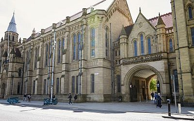 An illustrative photo of the College Buildings of the University of Manchester. (iStock/Getty Images)