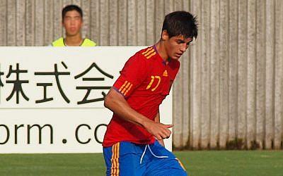 Alvaro Morata. (CC BY-SA, Wikimedia)