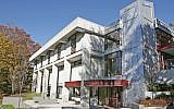 The Mandel Center for Studies in Jewish Education at Brandeis University in Waltham, Mass. (Brandeis University via JTA)
