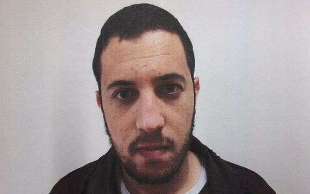 Sa'id Jassoub Mahmoud Jabarin, an Arab Israeli man suspected of supporting Islamic State and planning a terror attack on the Temple Mount, who was indicted on September 28, 2017. (Shin Bet)