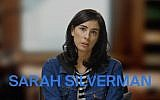 Sarah Silverman in 'Shrink' (Zach Galler)