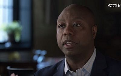 Sen. Tim Scott (YouTube screenshot)