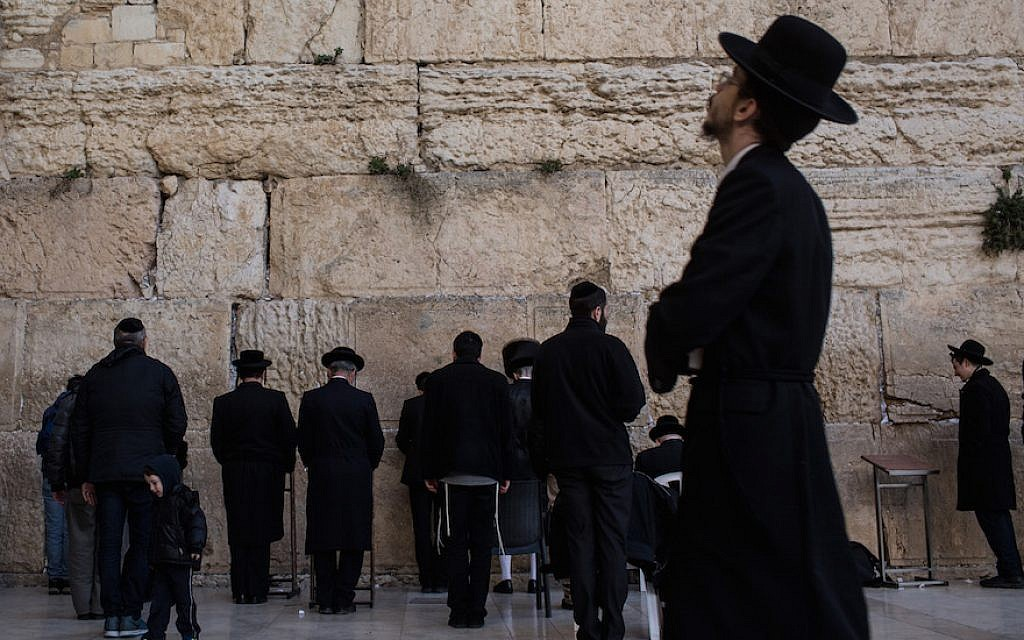 Many ultra-Orthodox who lose their faith must live a 'double life'