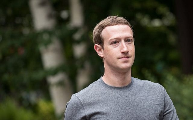 Mark Zuckerberg, chief executive officer and founder of Facebook Inc. (AFP Photo/Getty Images North America)