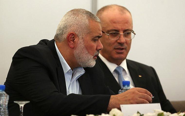 Hamas, Fatah reach Palestinian unity deal at Cairo talks