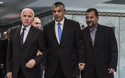 Palestinian factions delay Gaza handover to Fatah