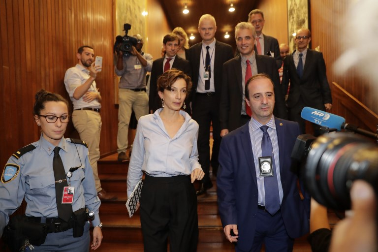 Audrey Azoulay of France elected UNESCO director general