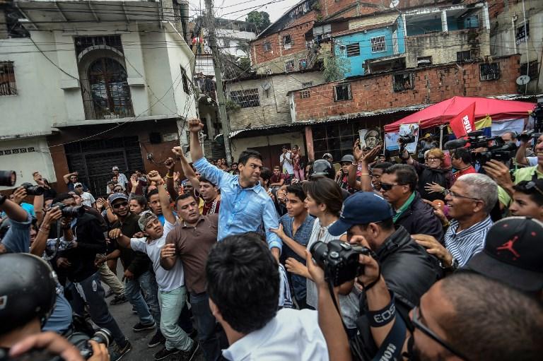 Venezuela's President Slams International Media for Under-Reporting Elections