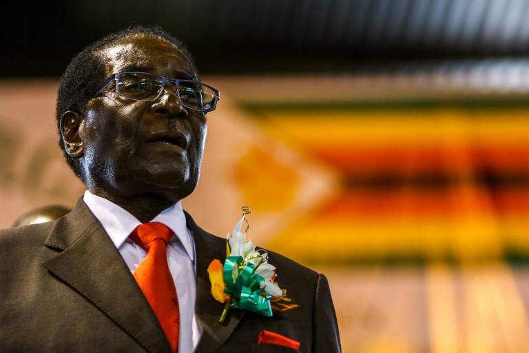 University students 'refuse to write exams until Mugabe goes'