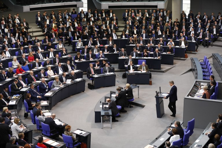 Germany passes resolution condemning BDS as antisemitic