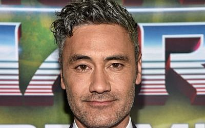 "Director Taika Waititi attending  the world premiere of Marvel Studios ""Thor: Ragnarok"" at the El Capitan Theatre in Hollywood, California October 9, 2017.   (AFP PHOTO / GETTY IMAGES NORTH AMERICA / Alberto E. Rodriguez)"