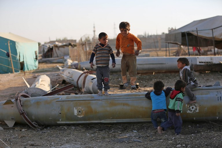 Shocking revelations in UN Report about human right violation in syrian children