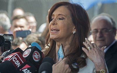 Argentina's peso crashes as Cristina Kirchner looks set for return as vice-president