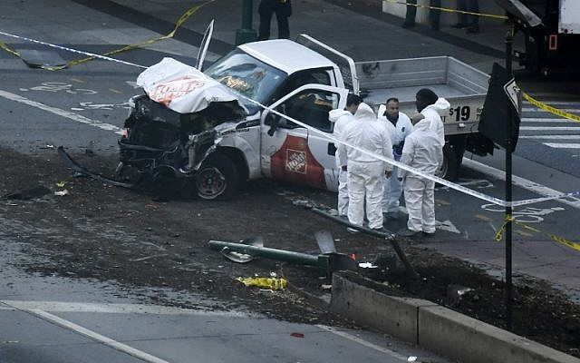 NYC Truck Rampage Suspect 'Should Get Death Penalty'