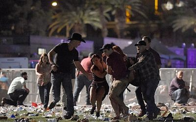 Congressional Democrats demand gun control and honor Las Vegas victims