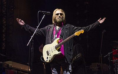 Tom Petty and the Heartbreakers appears at KAABOO 2017 in San Diego, California, September 17, 2017. (Photo by Amy Harris/Invision/AP, File)