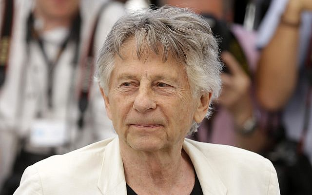In this file photo from May 27, 2017, director Roman Polanski appears at the photo call for the film, 'Based On A True Story,' at the 70th international film festival, Cannes, southern France. (AP/Alastair Grant)