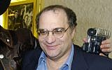 "Miramax co-founder Bob Weinstein appears at a premiere of ""Sin City,"" in Los Angeles, March 28, 2005. (AP Photo/Chris Pizzello, File)"