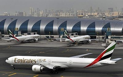 US warns airliners flying in Persian Gulf of danger amid