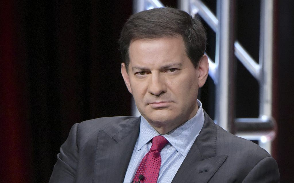Planned book by disgraced journalist Mark Halperin faces widespread criticism