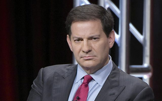 "Producer Mark Halperin participates in ""The Circus of Politics"" panel during the Showtime Critics Association summer press tour in Beverly Hills, California, August 11, 2016. (Richard Shotwell/Invision/AP, File)"