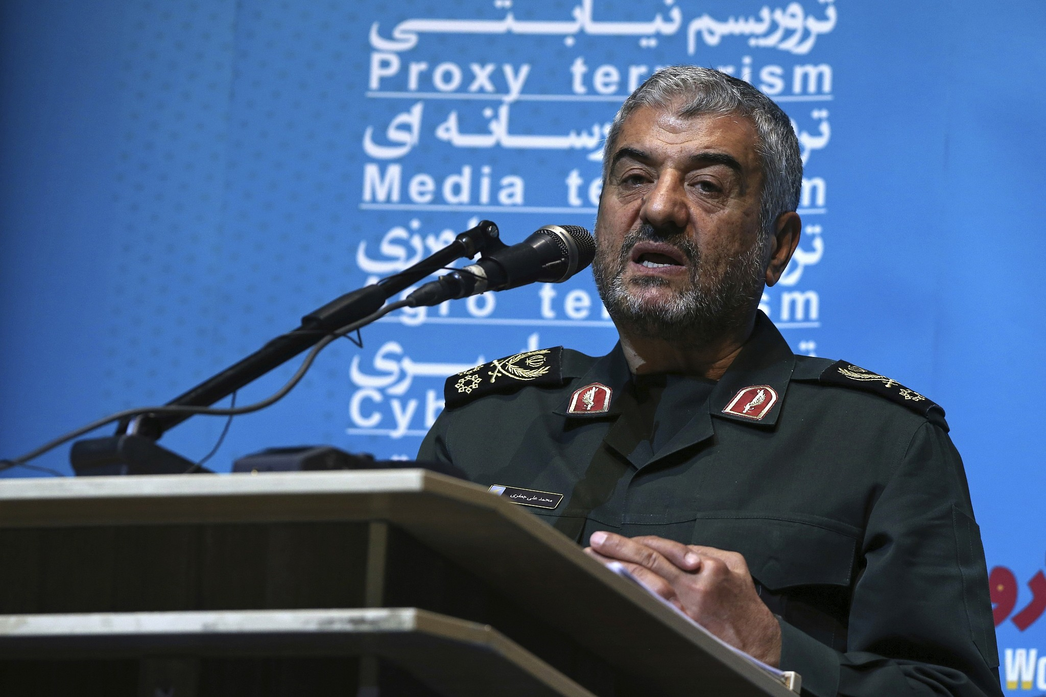 Iran military chief: Any new Mideast war will end with Israel 'eradicated'