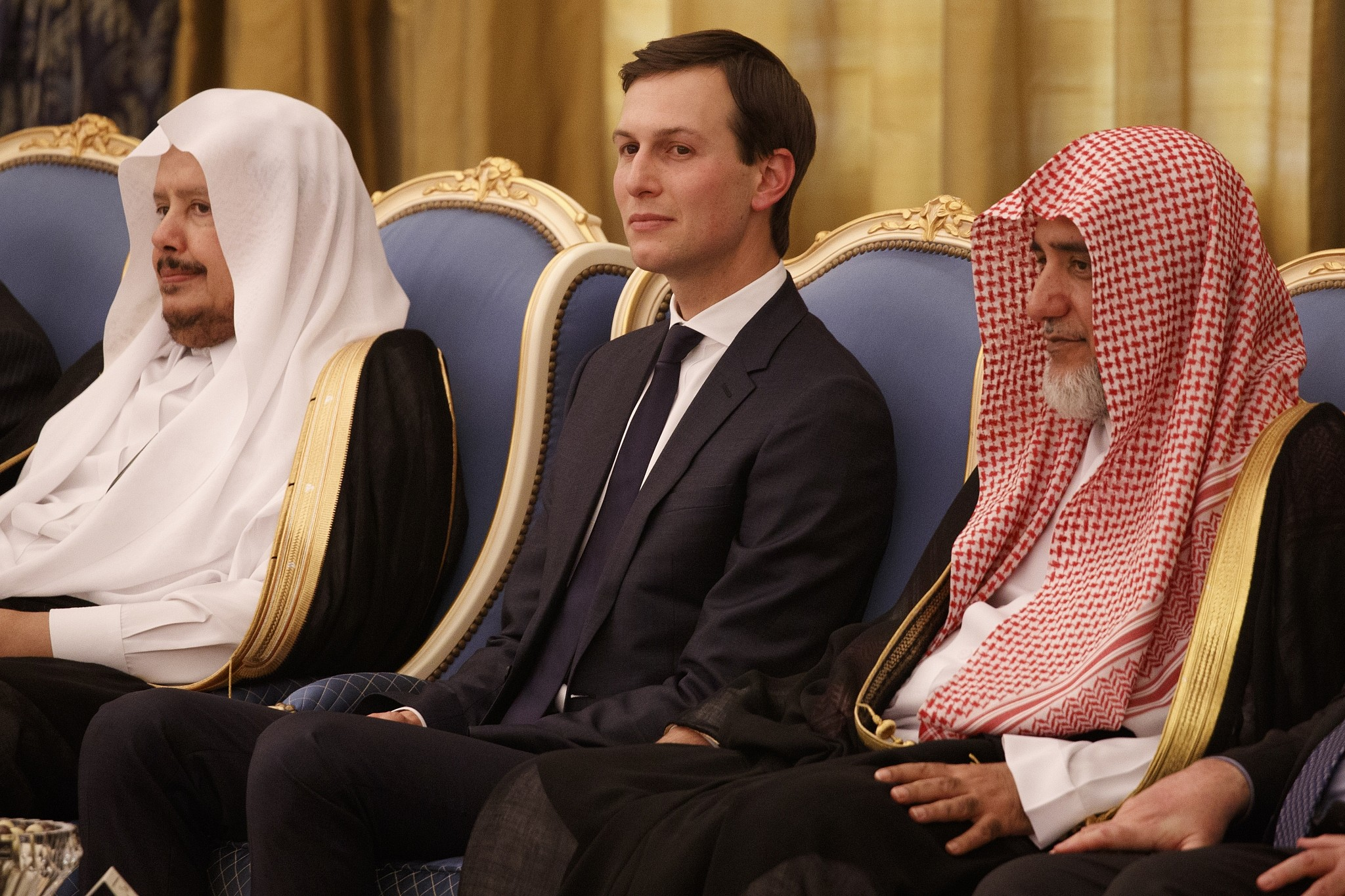 Jared Kushner made an unannounced trip to Saudi Arabia