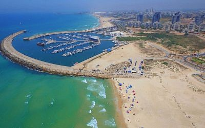 The port city of Ashdod (Adi Israel)